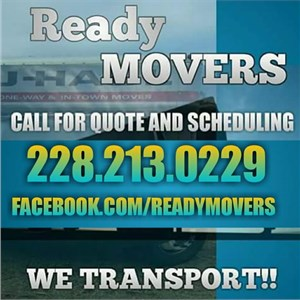 Ready Movers Logo