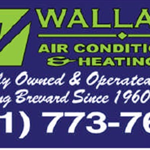 Wallace Air Conditioning & Heating, Inc. Logo