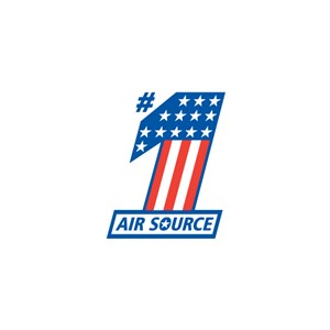#1 Air Source, LLC Logo