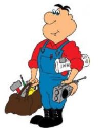 Handy Man Home Improvement, LLC Logo