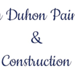 John Duhon Painting & Construction Logo
