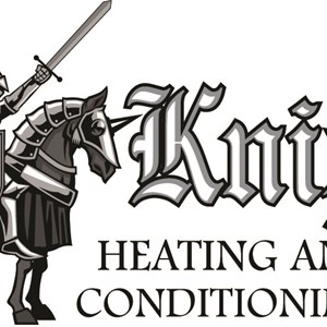 Knight Heating and Air Conditioning, Inc. Logo