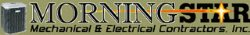 Morning Star Affordable Mechanical & Electrical Contractors, Inc. Logo