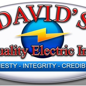 Davids Quality Electric Logo