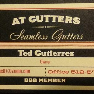 At Gutters Cover Photo