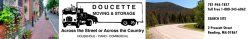 Doucette Moving & Storage Logo