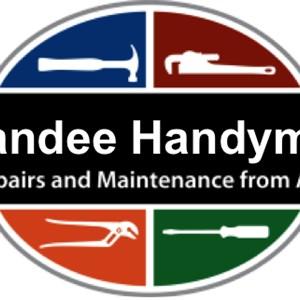 Handee Handyman Logo