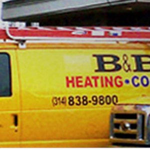 B & B Heating & Cooling Inc Logo