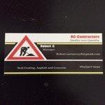 Rc Contractors Logo