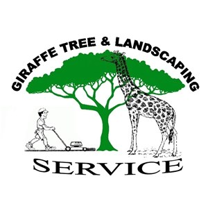 Giraffe Tree & Landscaping Services Logo