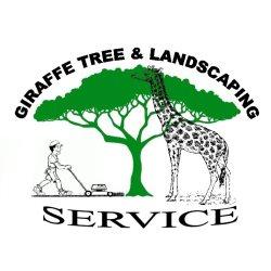 Giraffe Tree & Landscaping Services Logo