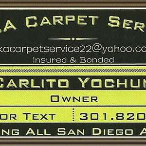 A.K.A  Carpet Service Cover Photo