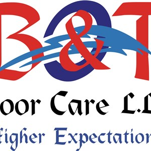 B & T Floor Care L.L.C. Logo