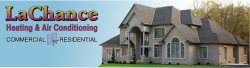 Lachance Heating & Air Conditioning Logo