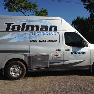 Tolman Electric, Inc Logo
