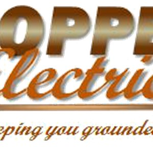 Licensed Electrician Logo