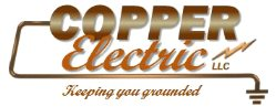 Copper Electric, LLC Logo
