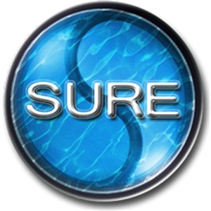 Sure Pool and Property Service, LLC Logo
