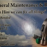 L.c. General Maintenance and Repair Logo