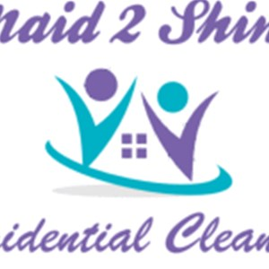 Maid 2 Shine Logo