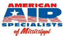 American Air Specialist of MS Inc Logo
