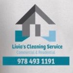 Livias Cleaning Service Logo