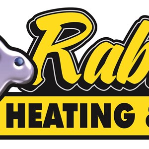 Rabbit Heating and Air, LLC Logo