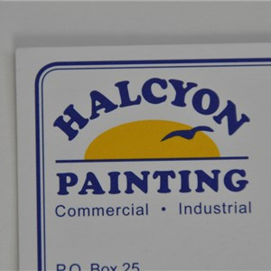 Halcyon Painting Cover Photo