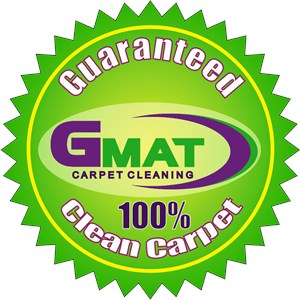 Gmat Carpet Cleaning Logo