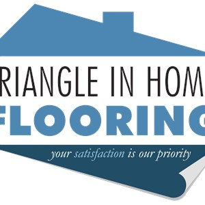 Triangle In Home Flooring,inc Logo