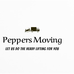 Peppers Moving Logo
