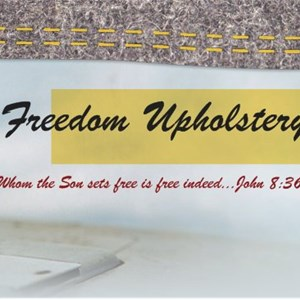 Freedom Upholstery Cover Photo