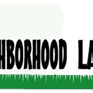 Neighborhood Lawn Care Logo