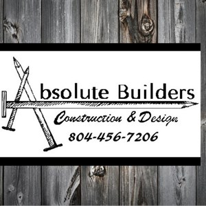 Absolute Builders Construction & Design Logo