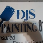DJS Painting Logo