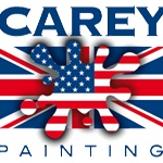 Carey Painting llc Logo