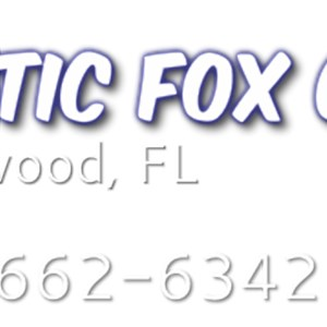 Arctic Fox Cooling, Inc. Logo