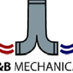 S&b Mechanical Logo