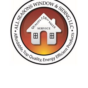 All Seasons Window & Siding LLC Logo