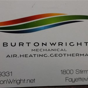 Burtonwright Mechanical Logo
