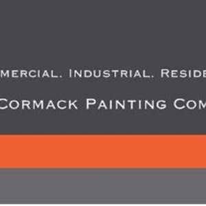 Mccormack Painting Co Logo