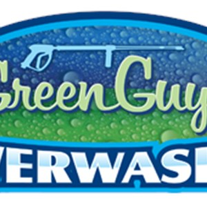 Green Guys Powerwashing Logo