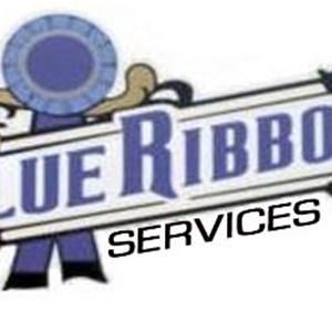 Blue Ribbon Service Logo