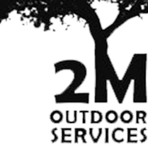2m Outdoor Services Logo