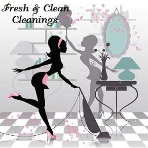 Fresh & Clean Cleanings Logo