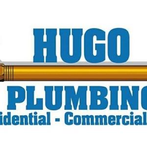 Hugo Plumbing Logo