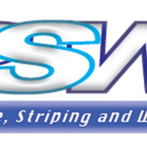 Psw Pressure, Striping And Washing Logo