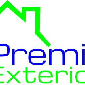 Premier Exteriors 260-210-0825 Logo
