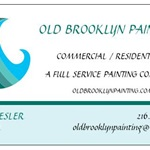 Old Brooklyn Painting Logo