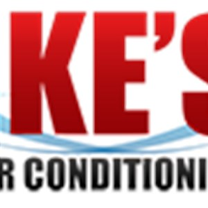 Ikes Air Conditioning & Heating Logo